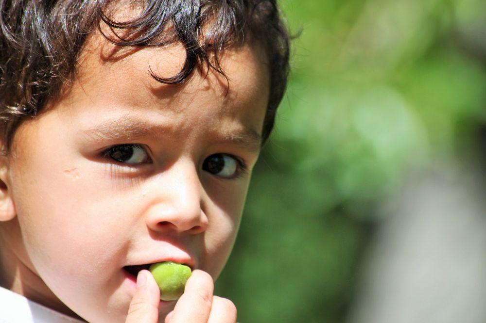 Gezonde voeding voor kleuters tss 3 en 6 jaar