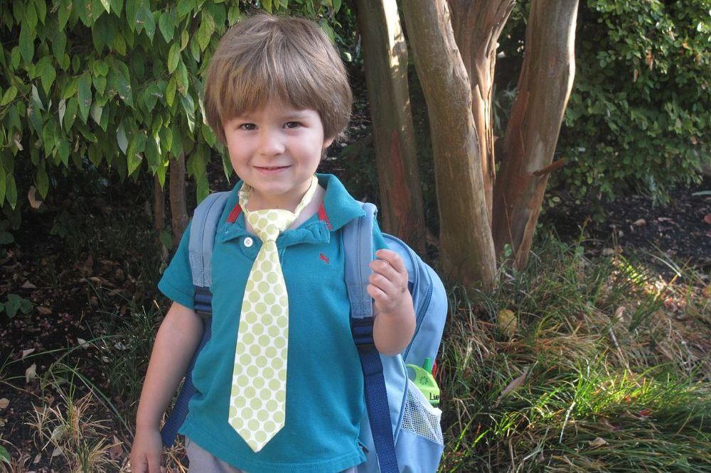 Het trauma van allereerste schooldag