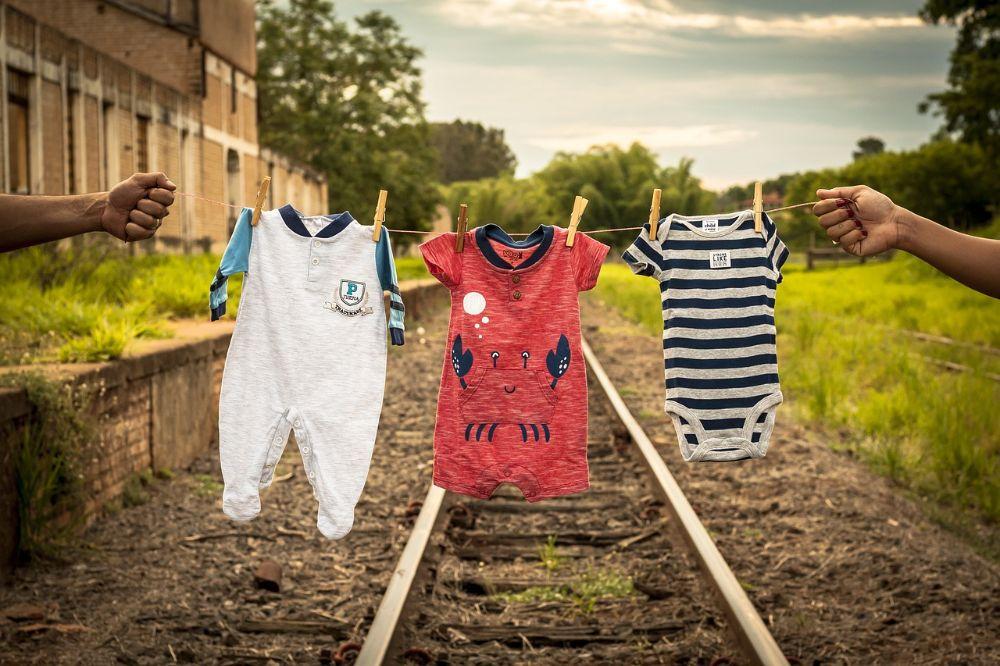 Schattige webshop voor babykleding