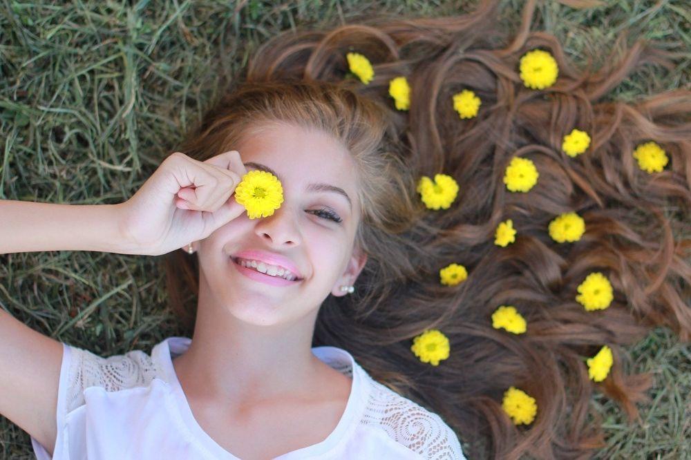 Tienermode creëer een visuele identiteit