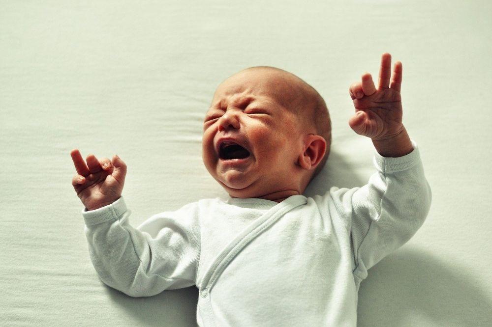 Waarom huilt mijn baby