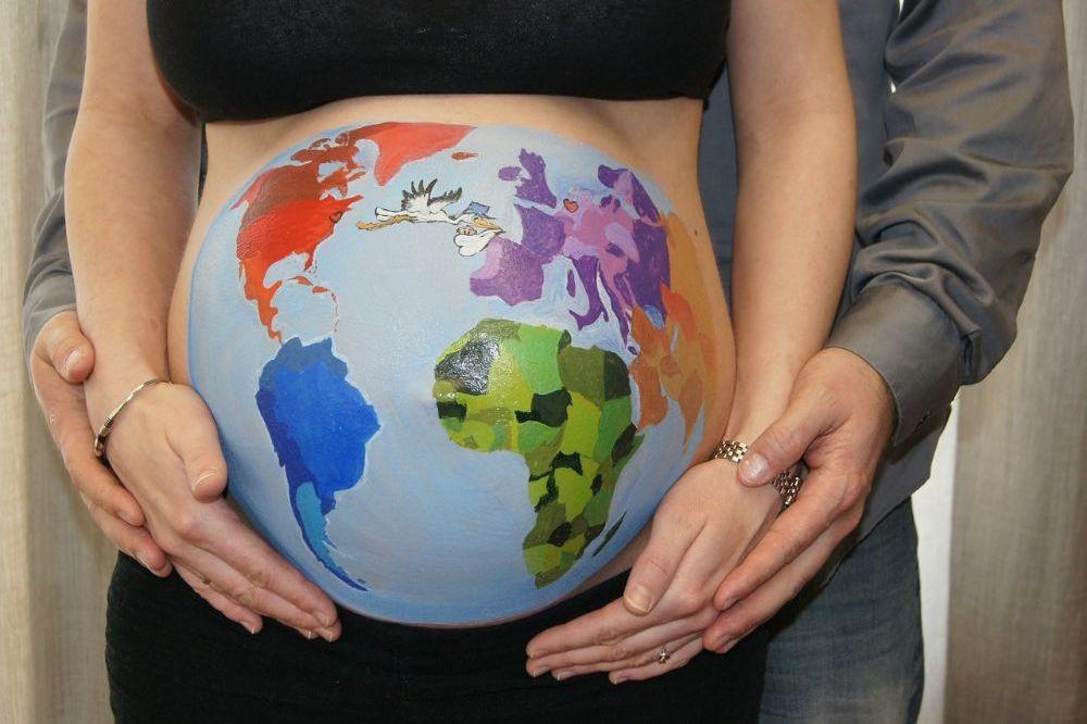 Zwanger en op reis Zo doe je het comfortabel